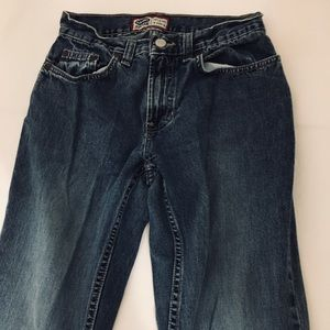 Old Navy Flare Blue Jeans